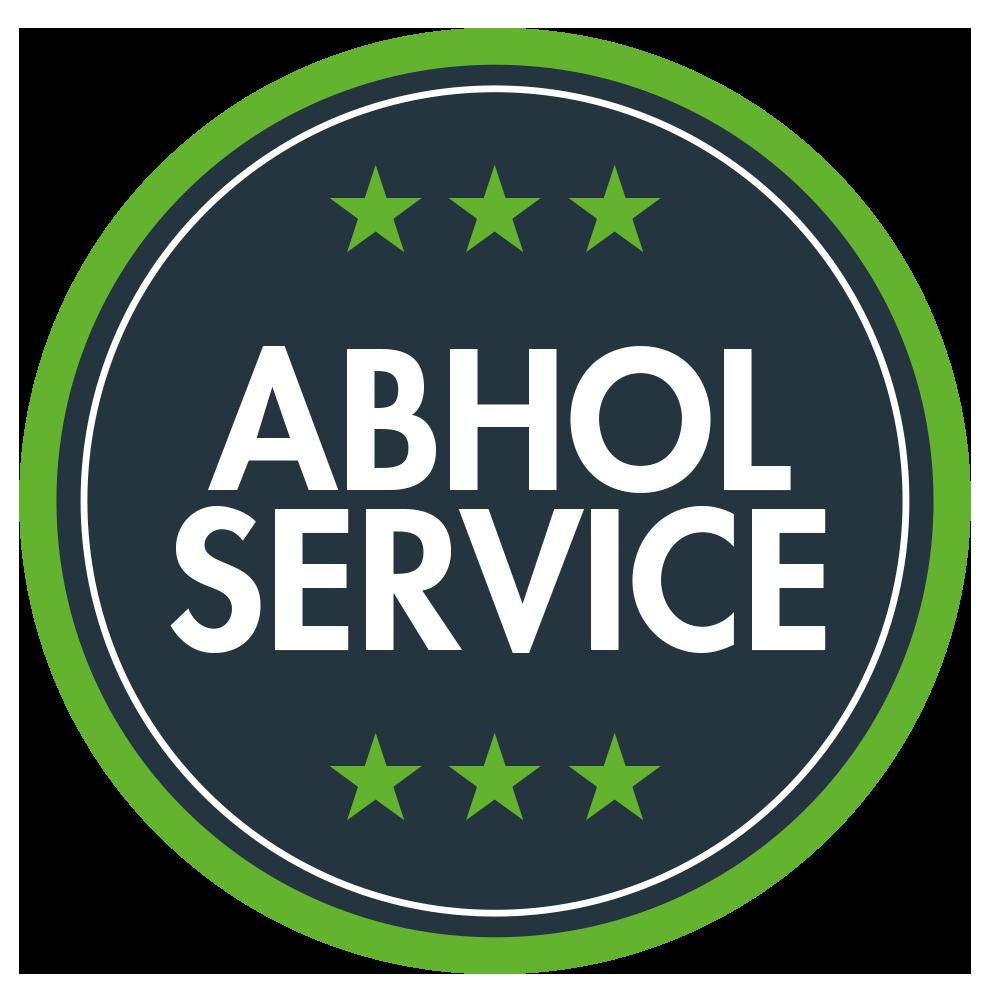 Icon Abholservice