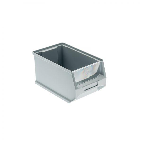 Sichtlagerkasten klein – Kunststoff 250 mm