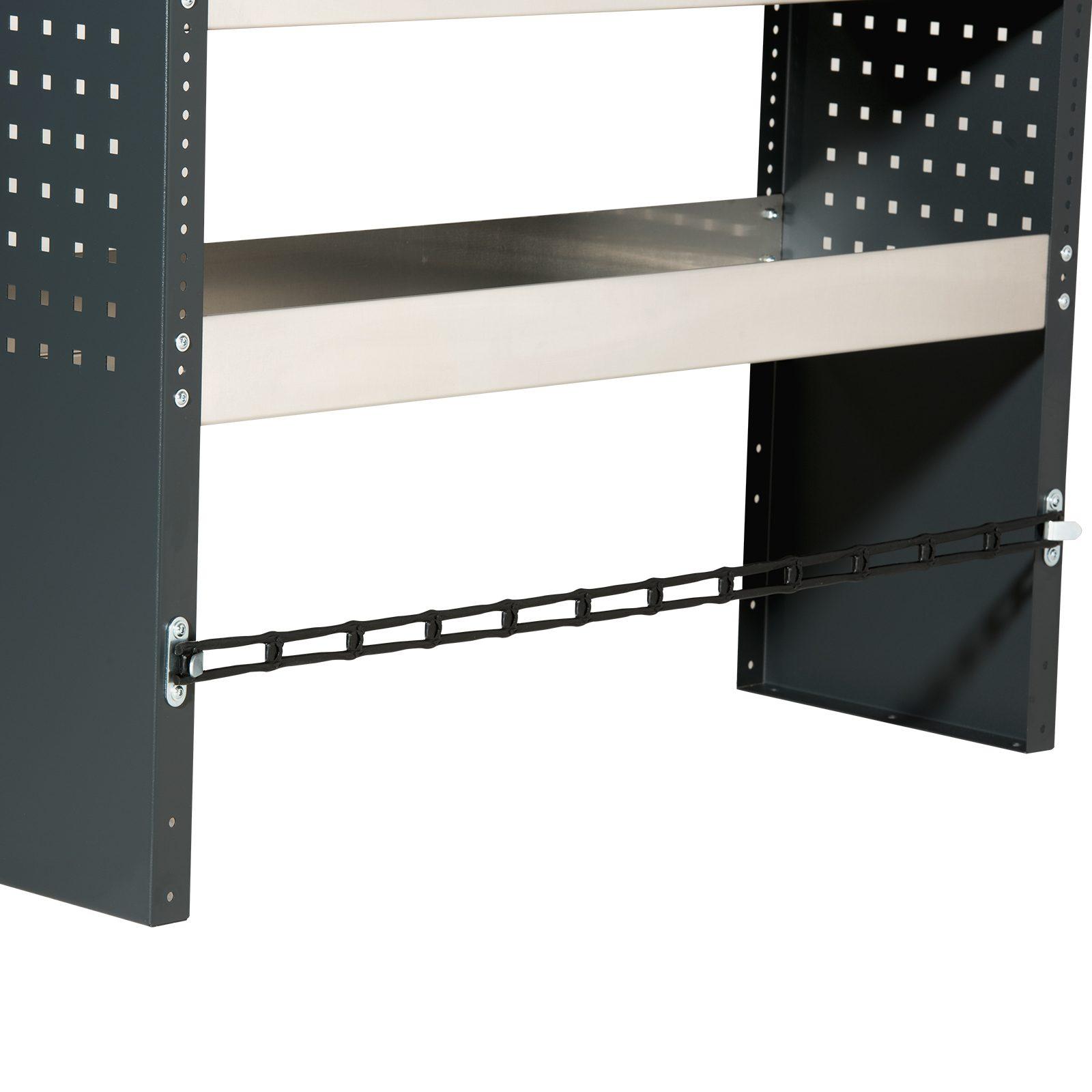 OFR00-00-00-Optima-Fahrzeugeinrichtungen-Regal-Vatiante-Sichererungsband-Gummi-Aluminium-schwarz-professional-450x1250x350mm-einfach